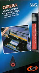 VHS Video Head Cleaner (1 pack)