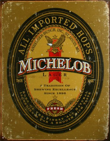 star-55-large-michelob-lager-beer-vintage-retro-metal-tin-wall-plaque-sign-16x125