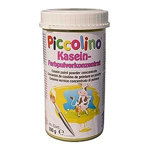 Piccolino - Pintura para póster (300 g), Color marrón Oscuro