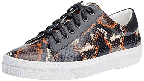 Vanessa Bruno Sneakers, Baskets Basses Femme Multicolore (301 Epice)