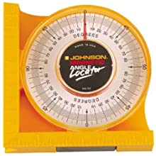 Johnson Level 700 Magnetic Protractor And Angle Locator-MAGNETIC ANGLE LOCATOR