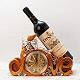 European Love Wine Wine Racks Resin Crafts Home Decorations Interior Decorations , As Picture