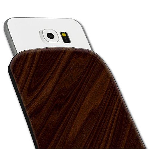 Sleeve Style Handy Tasche Case Schutz Hülle Schale Motiv Etui für Apple iPhone 6 / 6S - Sleeve UBS16 Design12 Design 11