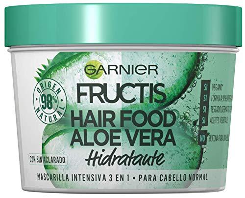 Garnier Fructis, Mascarilla Capilar 3 1 Aloe Vera