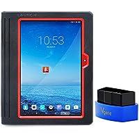 Lancio X431 V (X431 PRO3)-Tablet con sistema diagnostico DBScarII connettore universale scanner modulo Bluetooth