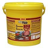 JBL NovoTab 30240 Alleinfutter für fleischfressende Aquarienfische, Tabletten 250 ml