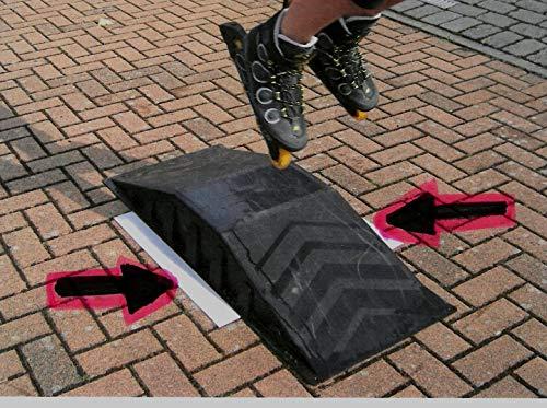 KRIBA Anti RUTSCH Matte FÜR Skateboard 8954
