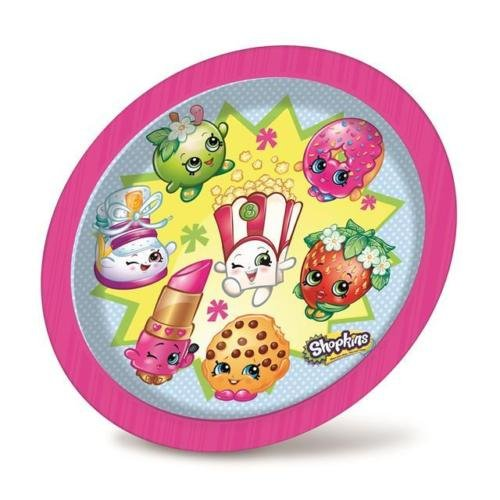 Gemma International SHOPKINS Parti papier assiettes x 8
