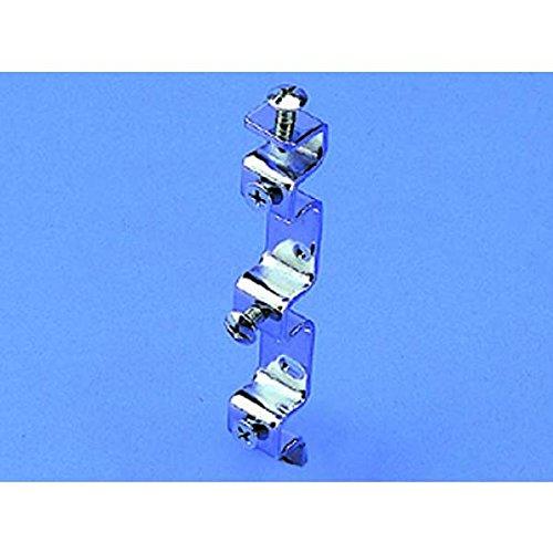 Preisvergleich Produktbild Frontmontage-Set für Teleskopschublade, Küchenschublade