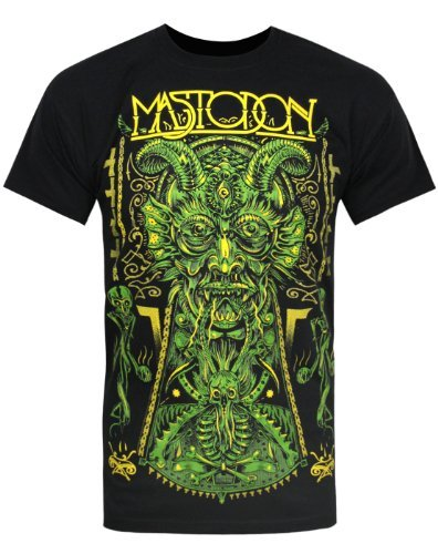 Uomo - Official - Mastodon - T-Shirt (S)