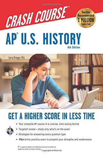 Download pdf apr us history crash course 4th ed book if you want to download this book apr us history crash course 4th ed book online advanced placement ap crash course by larry krieger click the fandeluxe Choice Image