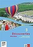 Découvertes / Cahier d'activités mit MP3-CD und Video-DVD: Série bleue (ab Klasse 7) / Série bleue (ab Klasse 7)