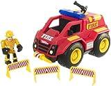 Tonka Town Fire Car