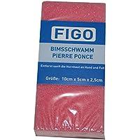 Bimsstein Bimsschwamm FIGO 100 x 50 x 25 mm rosa preisvergleich bei billige-tabletten.eu