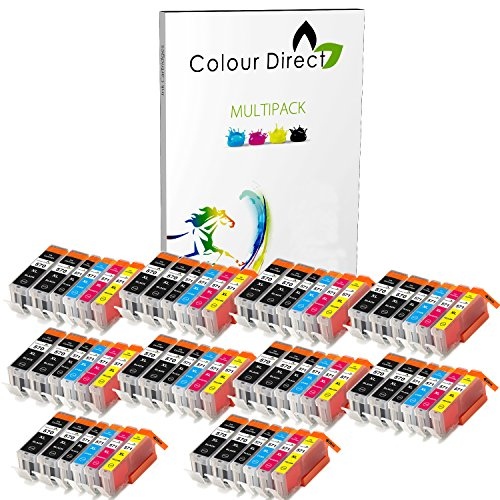 Top 10 Sets + 10 Black Colour Direct Compatible Cartridges PGI 570XL CLI 571 XL- Replacement For Canon Pixma MG5750 MG5751 MG5752 MG5753 MG6850 MG6851 MG6852 MG6853 MG7750 MG7751 MG7752 MG7753 TS5050 TS5051 TS5053 TS5055 TS6050 TS6051 TS6052 TS8050 TS8051 TS8052 TS8053 TS9050 TS9055 Printers Reviews