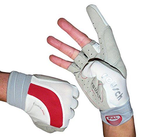 Reusch Handschuhe Nordic Walking Trail Gloves Fahrrad Sport Freizeit Unisex (6,0(XS), Rot)