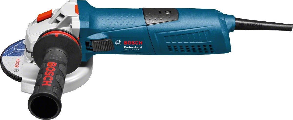 Bosch Professional GWS 13-125 Winkelschleifer (1300 Watt, im Karton)