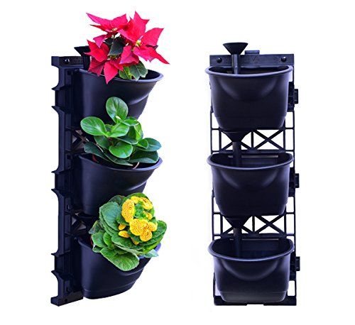 giardino verticale a muro, con sistema di irrigazione brevettato, espandibile, pour intérieur et extérieur