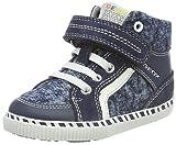 Geox Baby Jungen B Kilwi Boy C Sneaker, Blau (Navy/White), 23 EU