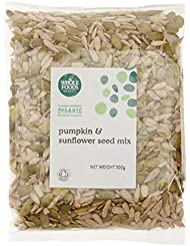 Whole Foods Market Organic Pumpkin and Sunflower Seed Mix, 500 g