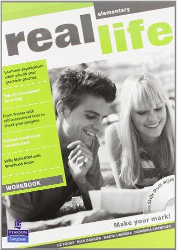 Real life. Elementary. Student's book-Workbook-Active book. Per le Scuole superiori. Con M-ROM
