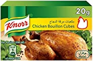 Knorr Bouillon Stock Cube Chicken - 20 gm (Pack of 24)