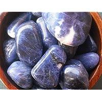 Sodalite Tumblestones Communication Throat Chakra - Large by Gifts and Guidance preisvergleich bei billige-tabletten.eu