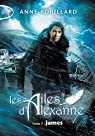 Les ailes d'Alexanne, tome 7 : James par Robillard