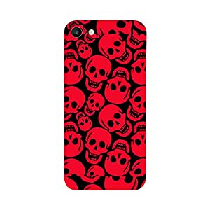 Skintice Designer Back Cover with direct 3D sublimation printing for Apple iPhone 7