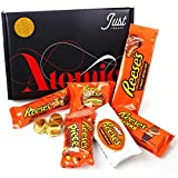 Just Treats Reese's Atomic Candy Bar Gift: Jam Packed with Great Original USA Candy Bars