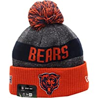superior quality 6fc05 f826b Chicago Bears On Field Classic Logo 2016 Sport Knit Sideline Beanie NFL Cap  Hat New Era