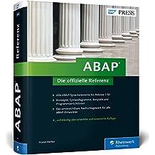 ABAP – Die offizielle Referenz: Alle Sprachelemente in ABAP Objects bis Release 7.5 (SAP PRESS)