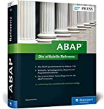 ABAP – Die offizielle Referenz: Alle Sprachelemente in ABAP Objects bis Release 7.5 (SAP PRESS)