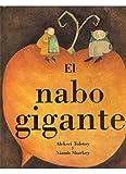 EL NABO GIGANTE (INFANTIL-OMEGA INFANTIL) - 9788428213318