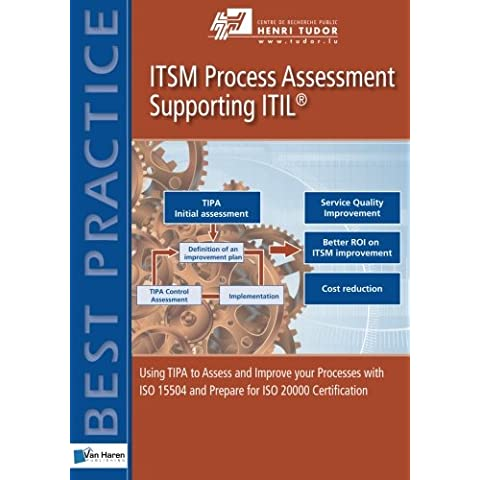 ITSM Process Assessment Supporting ITIL® (TIPA) (Best practice)