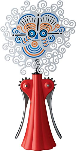 alessi-anna-g-cork-screw-in-thermoplastic-resin-plated-zamak-mask-in-silk-screen-brassred-and-chrome
