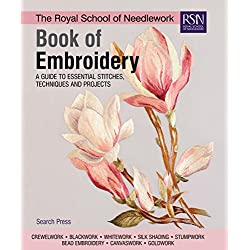 The Royal School of Needlework Book of Embroidery (English Edition)