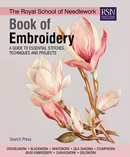 The Royal School of Needlework Book of Embroidery (English Edition) -