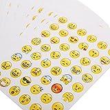 40 Blätter Emoji Aufklebe... Ansicht