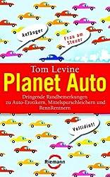 Planet Auto: Dringende Randbemerkungen zu Auto-Erotikern, Mittelspurschleichern und RennRentnern