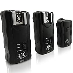 JJC JF-U2 3in1 wireless remote control&flash trigger 2 trigger 1 transmitter