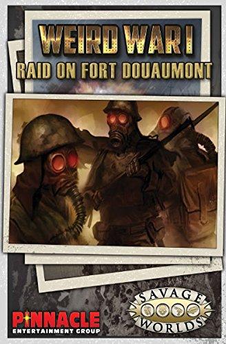 Weird War I: GM Screen Weird-spielzeug