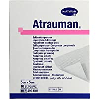 Atrauman 5x5 cm Steril Kompressen, 10 St preisvergleich bei billige-tabletten.eu