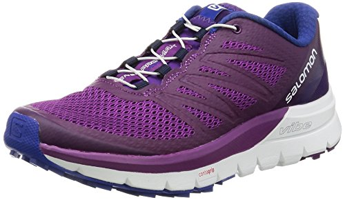 Salomon Sense Pro Max W, Sneakers trail-running femme Violet