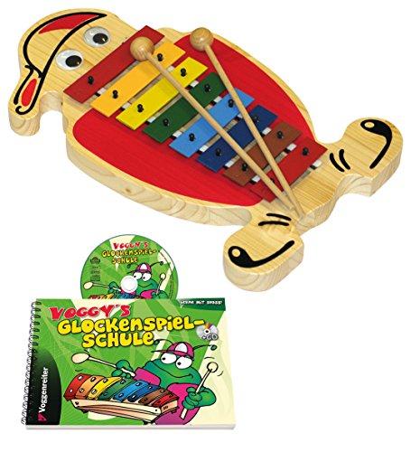 Preisvergleich Produktbild Voggenreiter 0525 Voggy´s Glockenspiel-Set