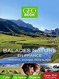 Geobook balades nature en France