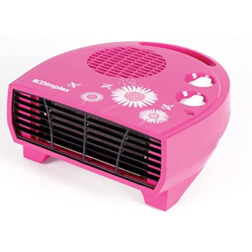 51dE%2BtA77cL. SS500  - Dimplex Daisy 2 KW Flat Electric Fan Heater