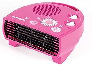 Dimplex Daisy 2 KW Flat Electric Fan Heater