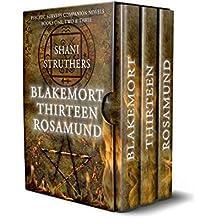 Psychic Surveys Companion Novels (Books One, Two & Three: Blakemort, Thirteen and Rosamund)