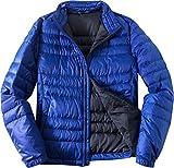 BOSS Hugo Herren Jacke Jack Modisches Langarmoberteil Uni & Uninah, Größe: 54, Farbe: Blau